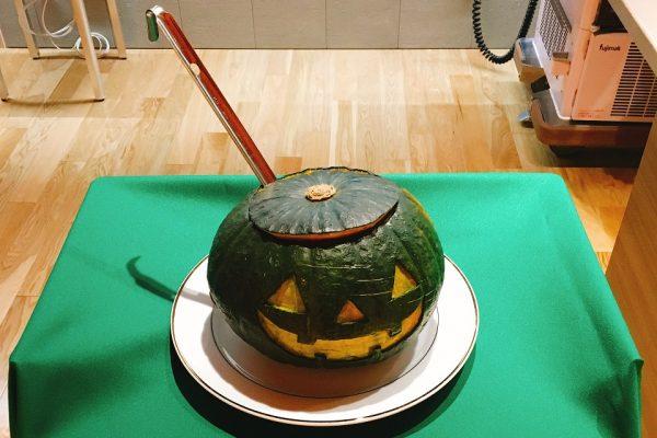 かぼちゃ①